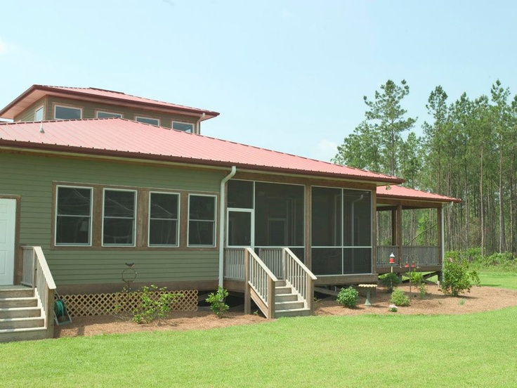 Morton home in havana florida homes pinterest home for Morton building cabin