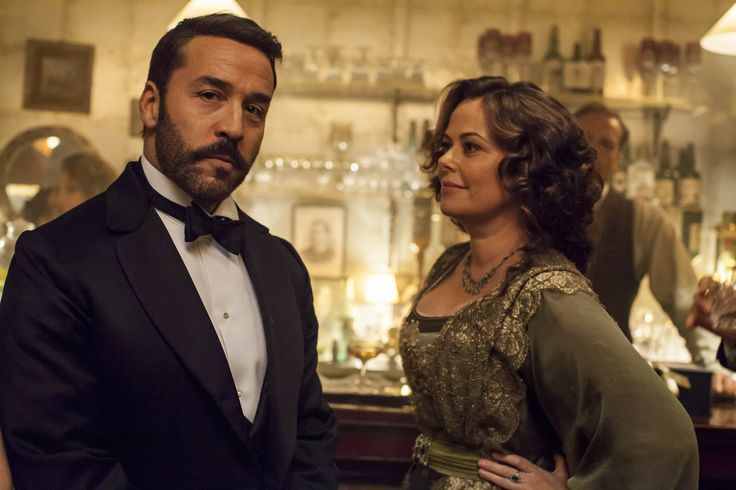 Mr Selfridge saw Harry become caught up in poker as he attempted to do ...