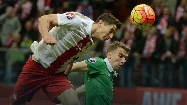 Irlandzkie media: odesłani do play-offów, Lewandowski zakończył nasze marzenia