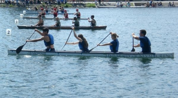 TIL of concrete canoes every year since 1960 colleges have built presented and raced canoes made of a customized concrete mix and built by student volunteers.
