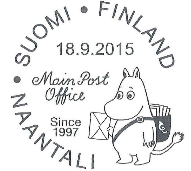 明日9月18日(金)から始まるメッセージフェスタ2015では、「フィンランドポスト」で4日間、ムーミンの記念消印サービスを実施します。かわいいフィンランド切手も用意して、お待ちしています。http://bit.ly/1OFdCIH