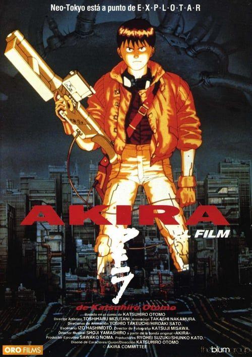 Akira Full Movie Online 1988