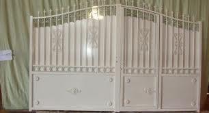 portail coulissant avec porte integree recherche google portail pinterest recherche. Black Bedroom Furniture Sets. Home Design Ideas