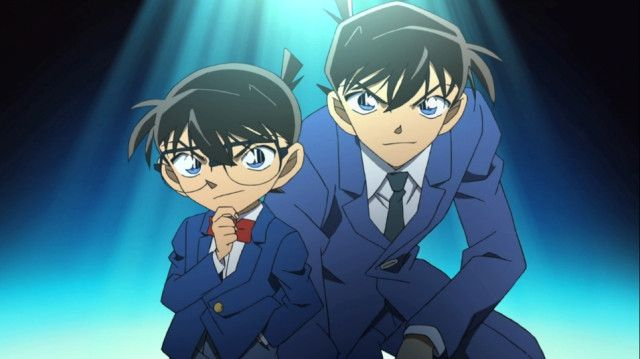 ~Picture~~Conan, Shinichi~TBH, I forget Conan is Shinichi at times