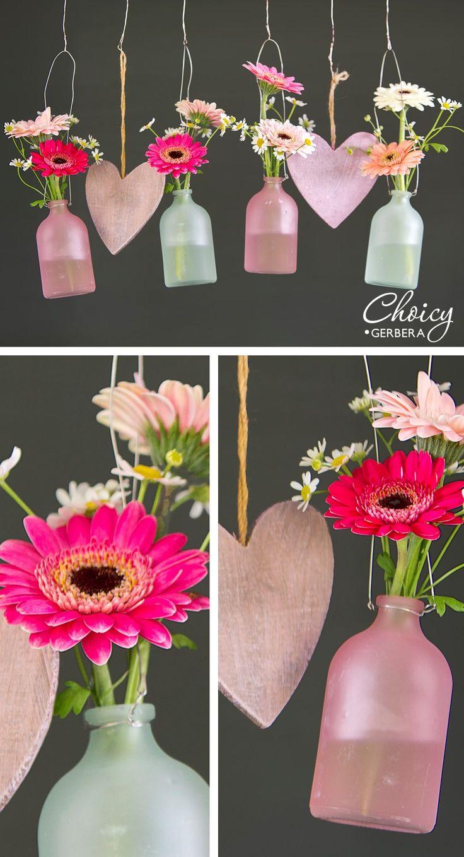 DIY Valentijnsdag - Choicy Gerbera