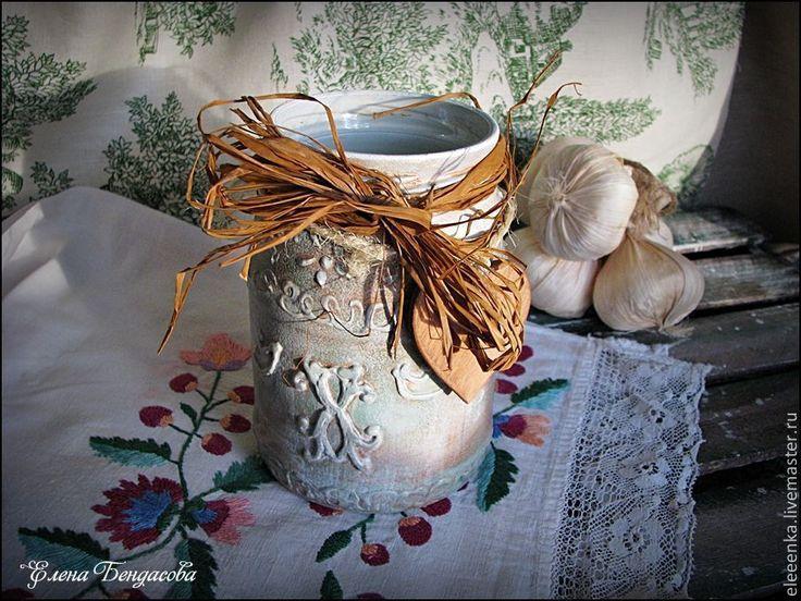 Купить Баночка интерьерная многофункциональная - баночка, баночка для чая, баночка для кофе, банка для сыпучих
