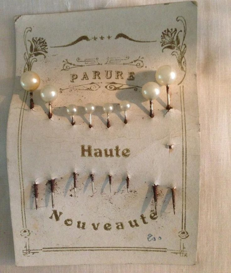87 best MERCERIE D\u0027AVANT images on Pinterest Haberdashery, Sewing