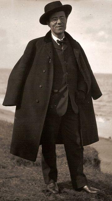 Gustav Mahler, remembering the night of May 18, 1911:  --------Mahler360