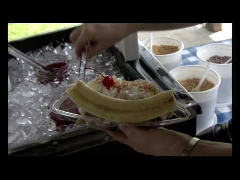 Banana Split Festival in Wilmington Ohio [video] #ExperienceWIL