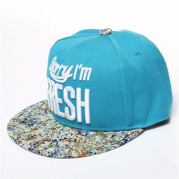 Men Women Adjustable Baseball Snapback Hats Hip Hop Trucker Fresh Cap  0b3a46d59824