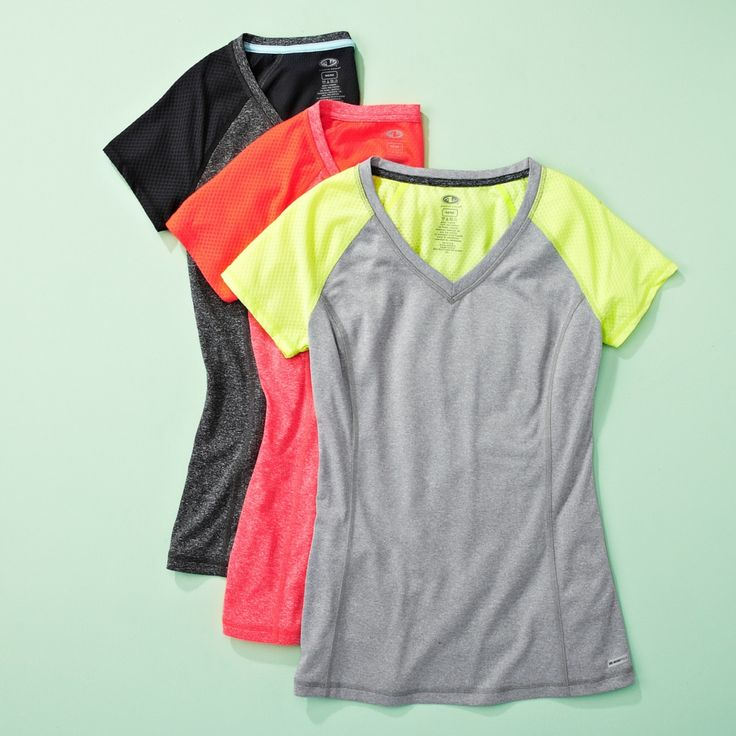 Look fit, stay stylish in our Athletic Works t-shirts! #fitness #health #activewear #looksforless