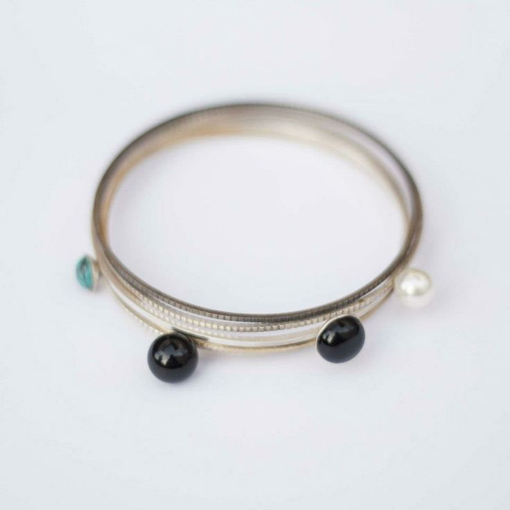 Lia Gonçalves | Joalharia de Autor _ bracelets _ Land collection _ silver