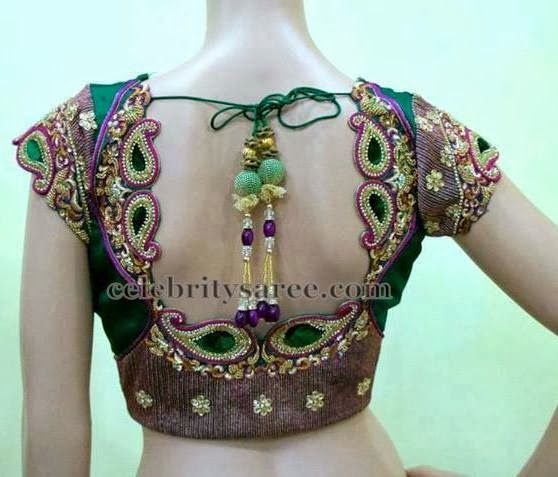 New Model Wedding Blouse Designs | Saree Blouse Patterns