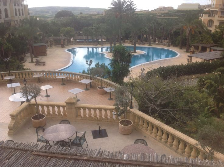 Kempinski, San Lawrenz/Gozo. I spent 2 beautiful weeks over Christmas at this place... would always come back.