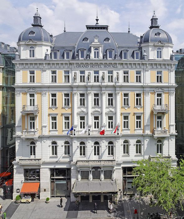 The Corinthia Hotel Budapest, inspiration behind The Grand Budapest Hotel
