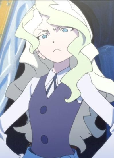 little witch academia diana   Little Witch Academia   Anime-Planet