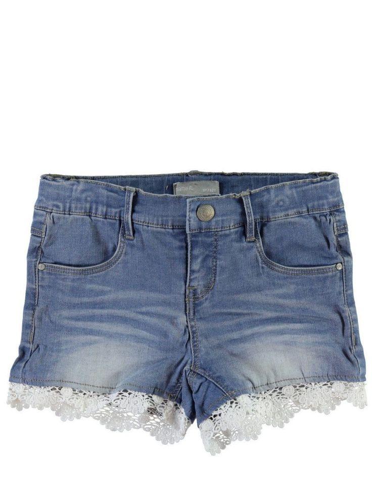 Name It Sirianna kids shorts | Petter & Pia barneklær fører klær fra 0 -12 år av merkene Reima,Joha,Janus,Name IT,Pajar,Creamie,Voksi,Levis m.m