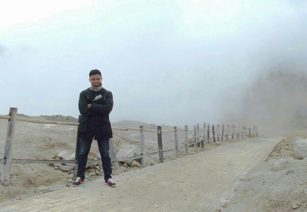 Kawah Sikidang is Volcanic Crater at Dieng,Wonosobo. #crater #indonesia