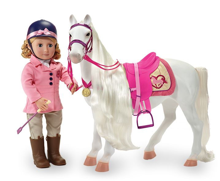 Tennessee Walking Horse Our Generation Dolls 18 Quot Dolls