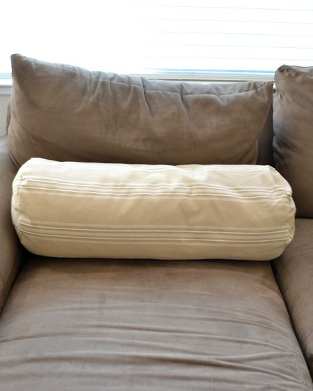 17 best images about bolster pillow projects on pinterest Sew bolster pillow cover