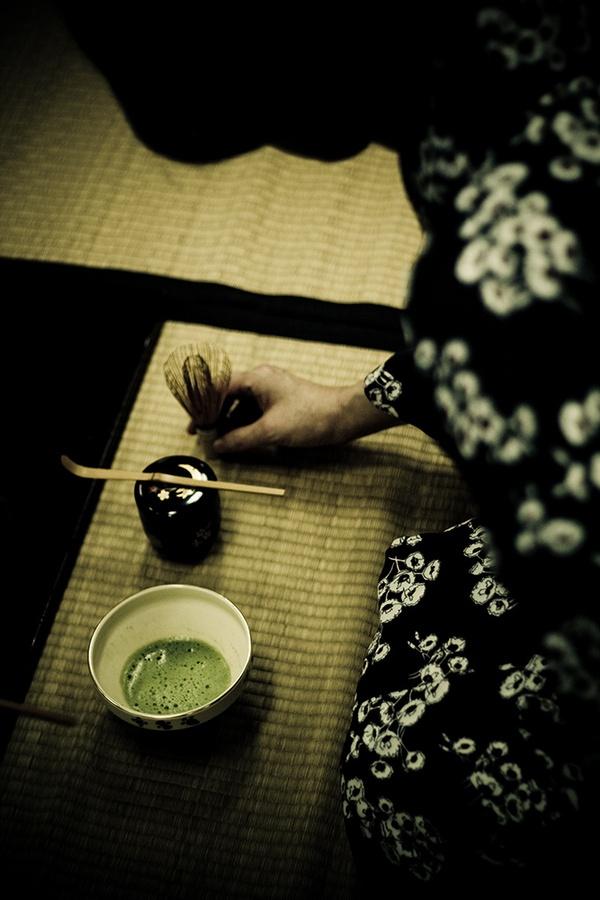 Tea ceremony by Brandon Hoover, via 500px