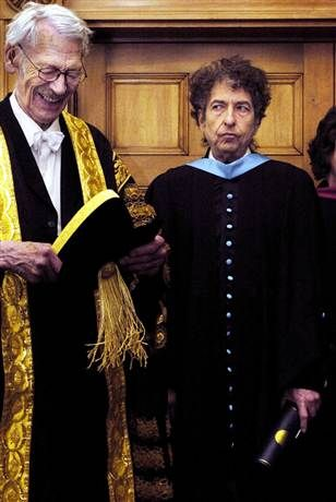 Honorary Doctorate of Music - Princeton University, New Jersey