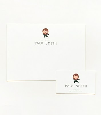 personalised calling cards