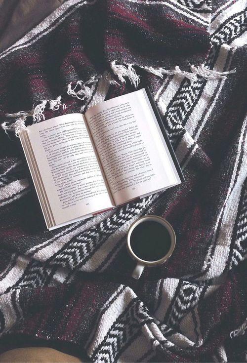 Imagem de book, coffee, and tea