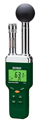 Extech HT200 Heat Stress WGBT Meter >>> Learn more by visiting the image link.