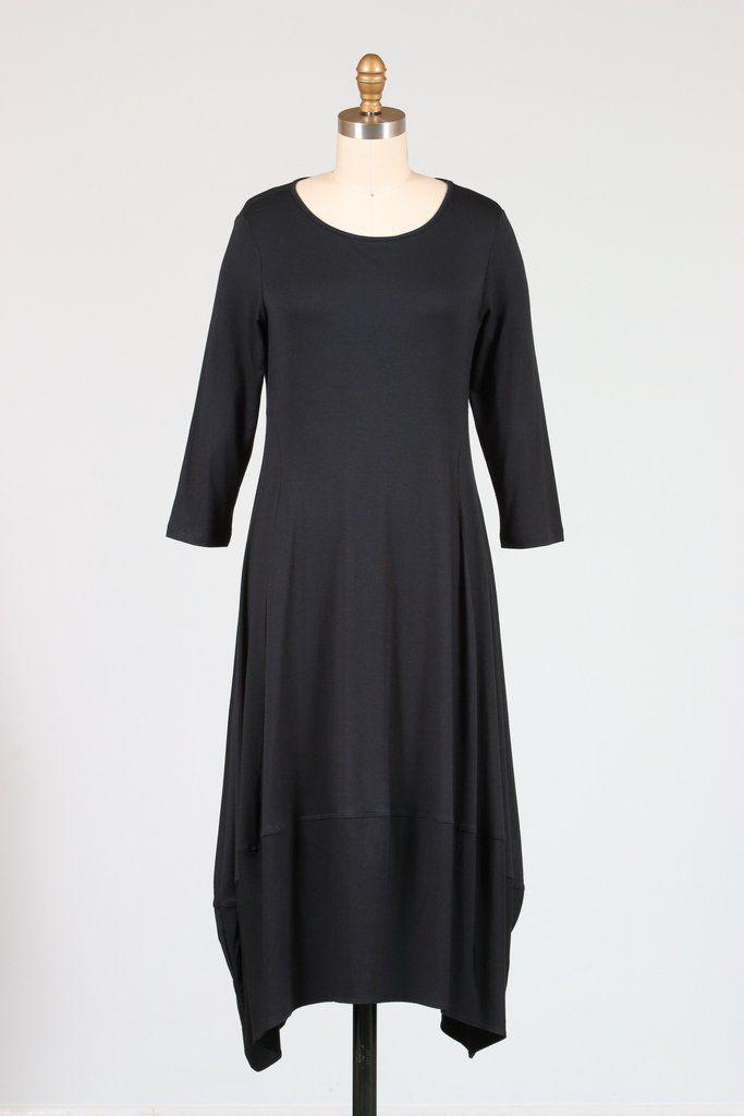 Comfy USA Kati Dress, Multiple Colors