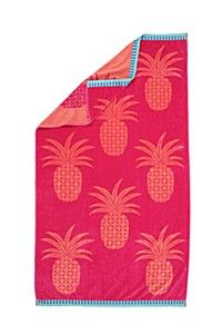JACQUARD PINEAPPLE BEACH TOWEL - R159.99 #beach #towel #mrpyourhome