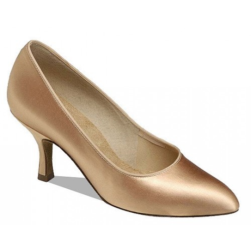 Supadance 1003  The Classic pointed toe court shoe. Regular fitting.   Price: 92.30€