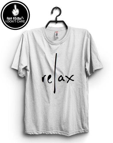 Zack Jordan T-shirt. rELax