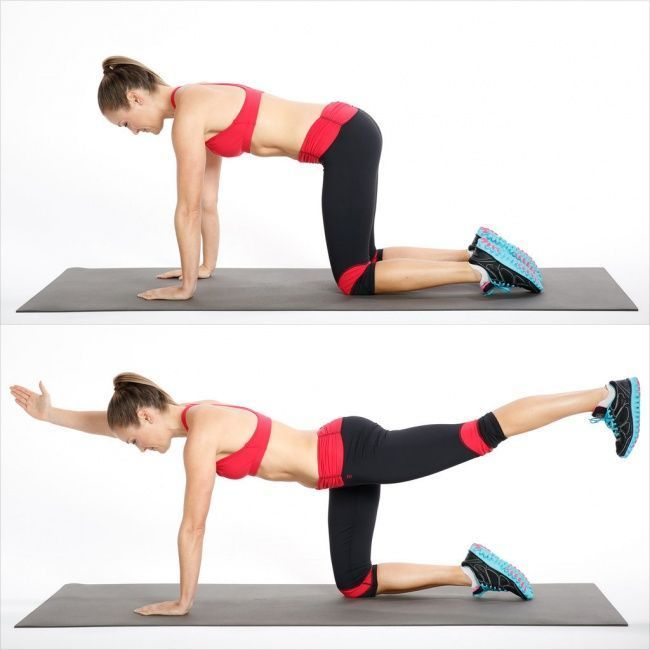 These 7 Simple Exercises Will Transform Your Body In Just 4 Weeks | facebook