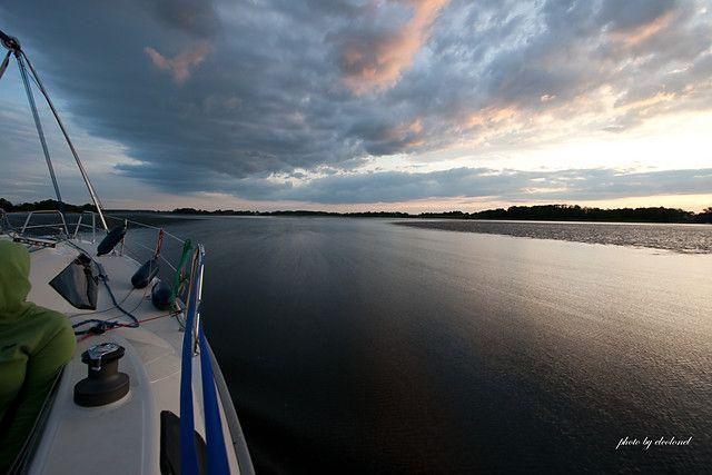 Jezioro Jagodne, Mazury, Poland