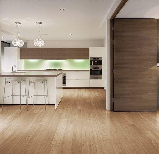 Piso dos sonhos! Já está decidido qual será o piso da minha futura casa. Piso único (exceto banheiro). Ambientes integrados.