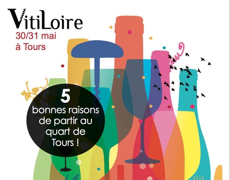 À seulement 50 minutes de Paris, VitiLoire est la plus grande manifestation gratuite et grand public autour des 79 appellations des vins du Val de Loire réunissant 150 vignerons et artisans de produits du terroir en plein centre ville de Tours. Le temps...