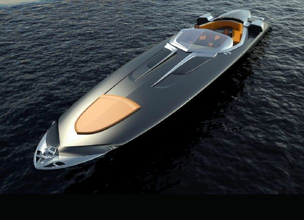 2013 H&Z 60 IF Power Boat For Sale - www.yachtworld.com