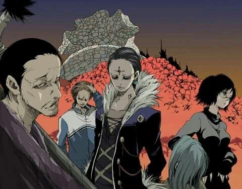 ɢєňєiň яıoԀѧň#HxH #anime #hunter