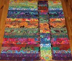 Image result for strip quilts