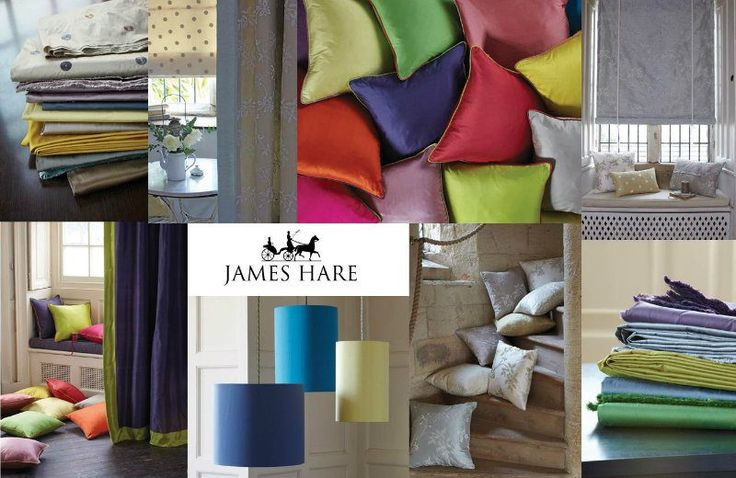 GAZE AT JAMES HARE PLAYFUL COLLECTIONS FOR SPRING/SUMMER 2017