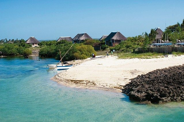 Shipwrecks and sea spirits are just some of the treasures along Mozambique's northern shores