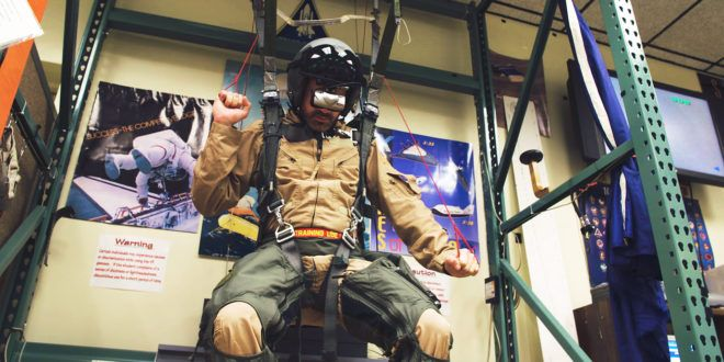 Flight Lab: Watch as I Flunk NASAs Brutal Test Pilot Training Course