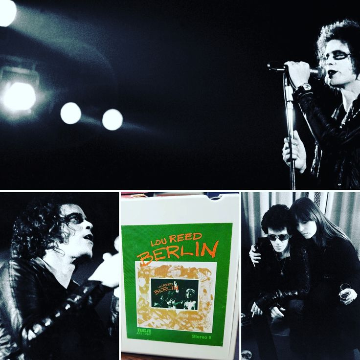 """Lou Reed's notorious concept album on 8-Track. Ranked at #344 as 500 Greatest Albums from Rolling Stone who labeled it """"a disaster"""" on its release 30 years earlier. 8-Track Art Rock at its best. Available at 8-Track Paradise."""