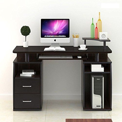 Computer Desk PC Table Workstation Monitor&Printer Shelf Home Office Furniture -  https://www.wahmmo.com/computer-desk-pc-table-workstation-monitorprinter-shelf-home-office-furniture/ -  - WAHMMO