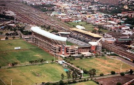 Kings Park Stadium (The Shark Tank - rugby franchise), Durban
