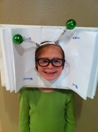 Face Book Comments | All Homemade Halloween Costumes | FamilyFun