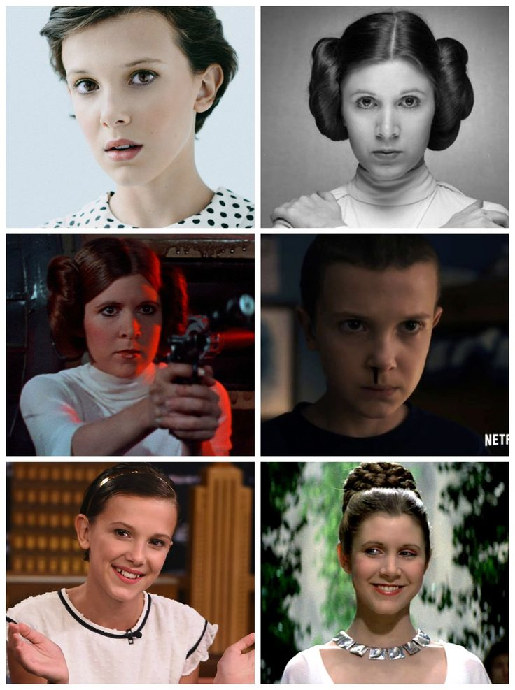 Of course, there's a chance that Lucasfilm will want to explore more obscure parts of the Star Wars universe in future anthology films. That might deter them from a Leia standalone film — but fans clearly want to see more Leia, and Brown would be PERFECT. Also, Leia became a senator at age 14. Not only is that incredible, it also means 12-year-old Brown is just about the right age to portray that period of Leia's life. This is awesome she totally should