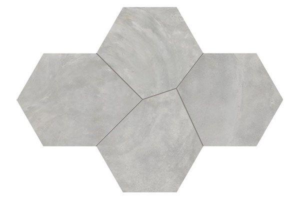Ergon Playground Resin Berlin Grey 136x101 Płytka gresowa matowa - Multiwnętrza