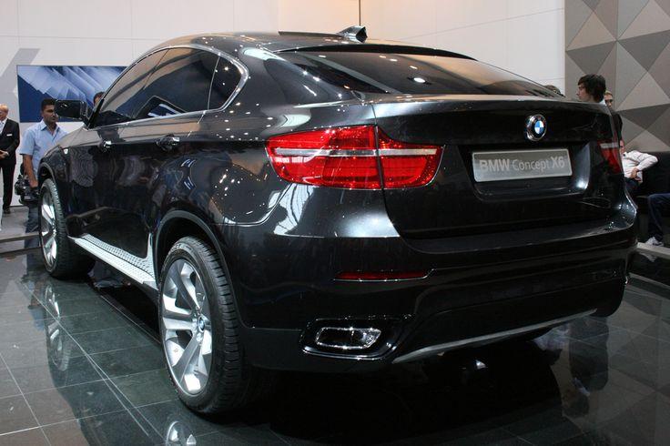 hello luv. #BMW http://upload.wikimedia.org/wikipedia/commons/2/20/BMW_X6_Heck.jpg